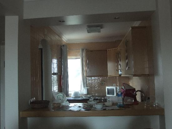 Pontalaia Apartamentos Turisticos: cozinha