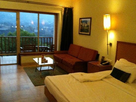 Fariyas Resort Lonavala: Room with a view!