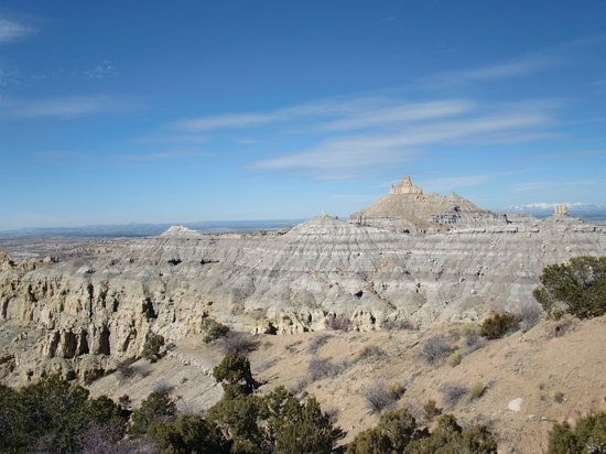 Bloomfield, NM: angel peak scenic area