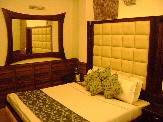 Kapil Hotel: suite