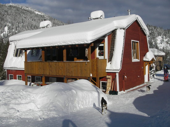 Photo of Red Barn Lodge Rossland