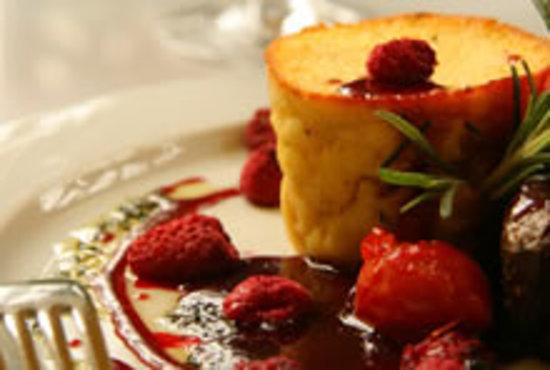 E Cucina: A delicious dessert at Ecucina