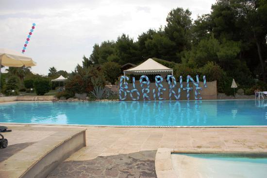 La piscina foto di villaggio giardini d 39 oriente nova siri tripadvisor - Villaggio club giardini d oriente ...