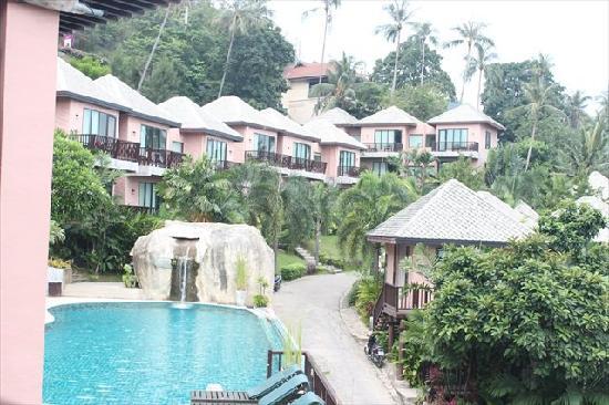 Merit Wellness & Mind Retreat Resort Samui: Bungalows travellers stay