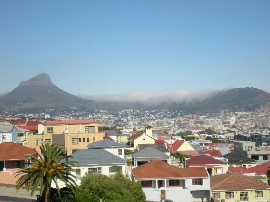 Garden Court Nelson Mandela Boulevard: pic from balcony