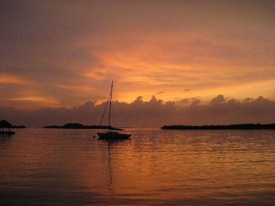 Hotel Playa Scondida : Amazing Sunsets