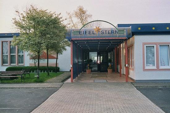 Hotel Eifelstern: Eingang