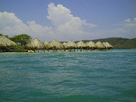 Hotel Playa Scondida: Playa
