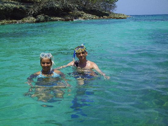 Hotel Playa Scondida : Snorkel