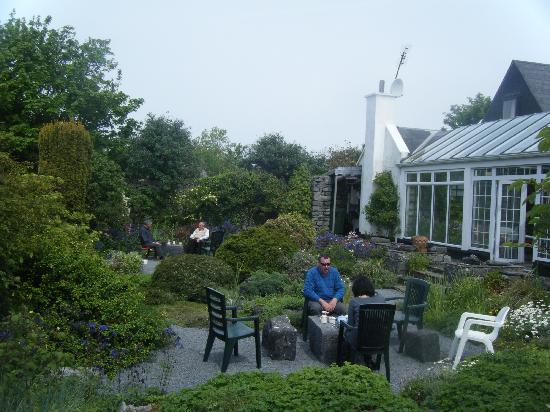 Tea and garden rooms ballyvaughan restaurant reviews for Garden rooms reviews