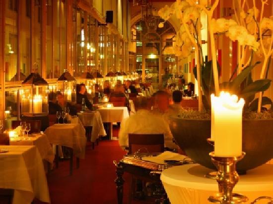 Restaurant Excelsior Hotel Ernst