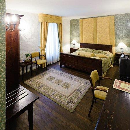 Taanilinna Hotell: Taanilinna Hotel double DeLux