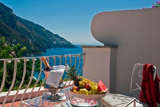Hotel Poseidon: Panorama