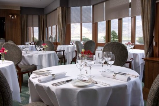 The Torridon 1887 Restaurant: The Torridon Restaurant