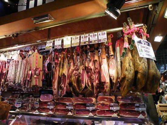 ボケリア市場 (サン ジョセップ市場)の写真 このボケリア市場 (サン ジョセップ市場)の写真は