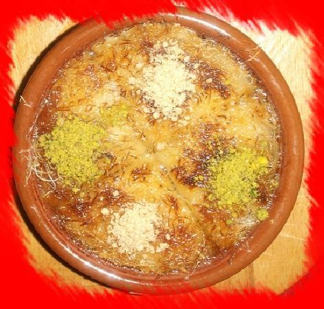 Sumela: mein lieblings Nachtisch