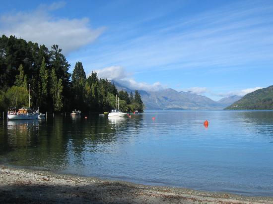 Queenstown, Nueva Zelanda: ワカティプ湖畔
