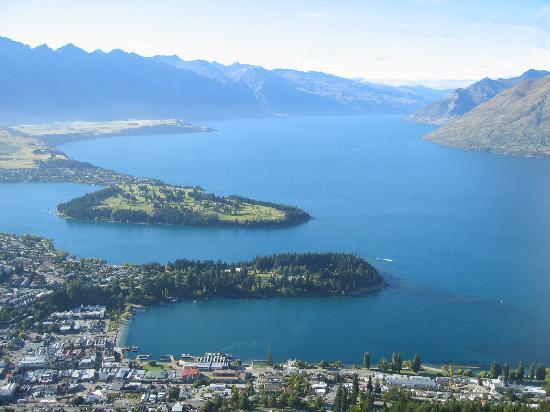 Queenstown, Nueva Zelanda: クイーンズタウン