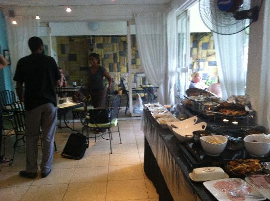 Cafe Muller : interno