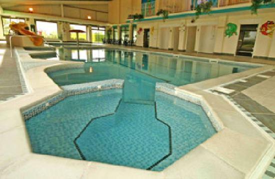 Patrington Haven Holiday Caravan Park East Yorkshire Caravan Indoor heated swimming pool
