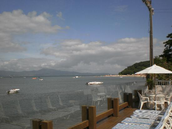 Costa Norte Ponta Das Canas Hotel Florianopolis: Vista espetacular!