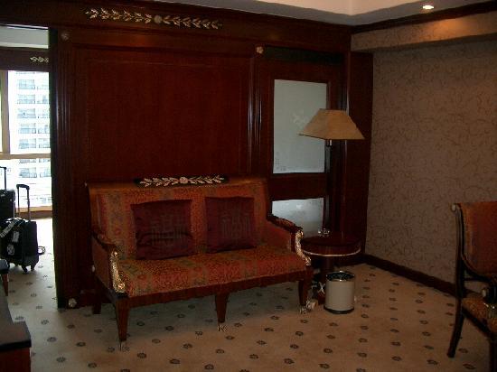 Salvo Hotel Shanghai: 室内2