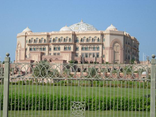 Palazzo Residenziale Picture Of Abu Dhabi Emirate Of