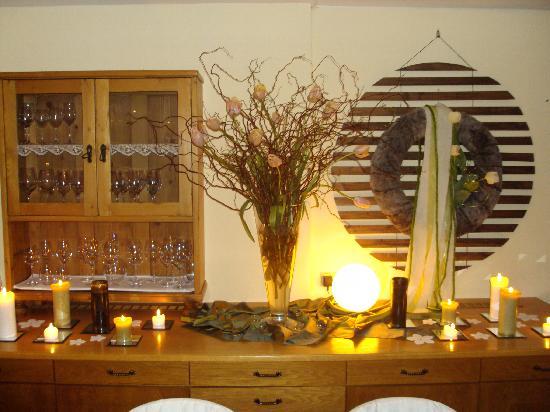Koller's Hotel: Atmosphere in the restaurant