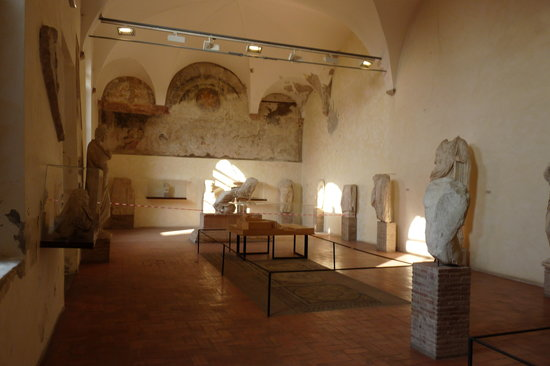 Museo Archeologico: Inside the Museum