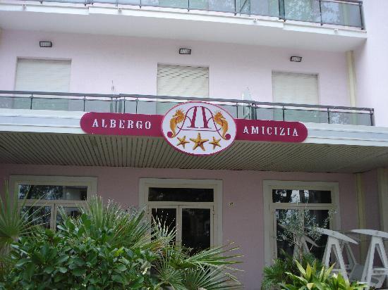 Albergo Amicizia : Hotel Amicizia inverno 2010