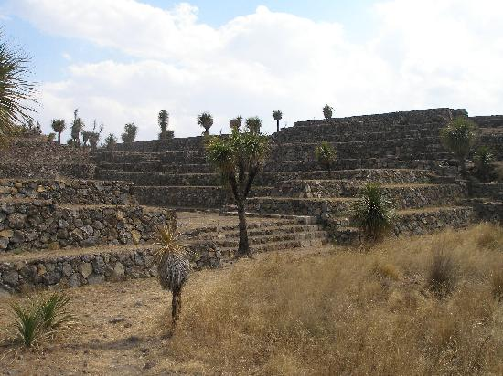 Cantona Archaeological Ruins : and the final one