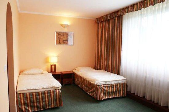Zary, โปแลนด์: My Hajduk twin room