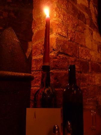 Delrio's Restaurant : Inside