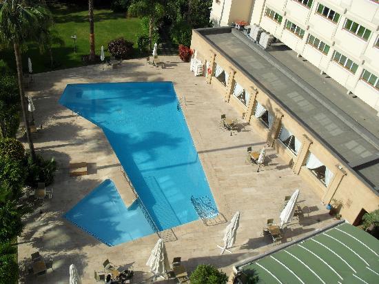 El Oumnia Puerto: Nice pool area