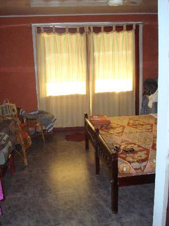 Green Palace Kerala Resort : Room