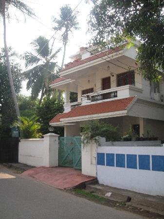 Casa Mia Homestay : View from Pattalam Road