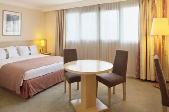Holiday Inn - Calais : Chambre supérieure Holiday Inn Calais