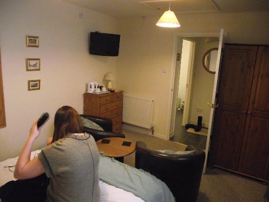 130 Corve Street B&B: bedroom