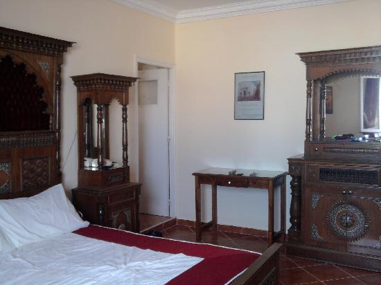 Hotel Continental: Moroccan decor