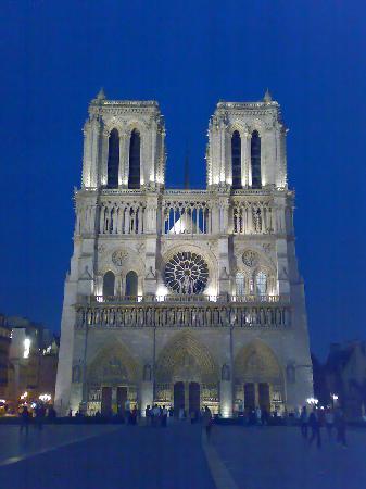 Cattedrale Notre Dame de Paris