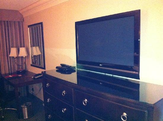 Crowne Plaza Portland-Downtown Convention Center: TV w/ DVD player