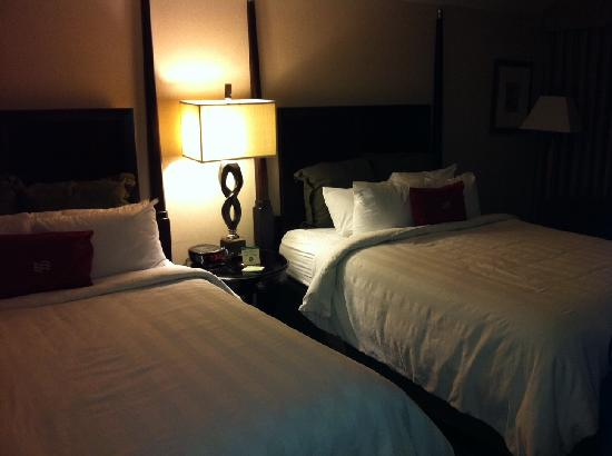 Crowne Plaza Portland-Downtown Convention Center: Comfy Beds