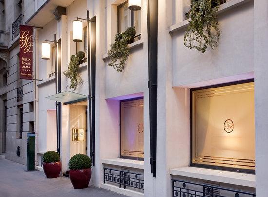 Photo of Melia Royal Alma Boutique Hotel Paris