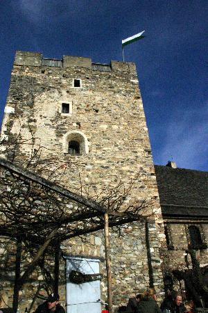 Burgruine Gösting : Die Burgtaverne