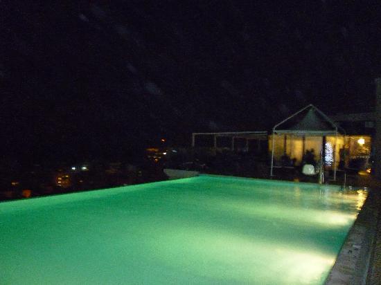 Palazzo Capua : The pool