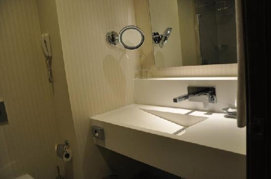 Baia Hotel Bursa: Bathroom