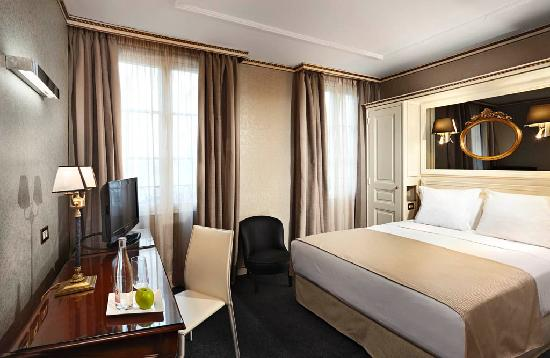 Melia Paris Notre-Dame: Chambres totalement refaites en Septembre 2010