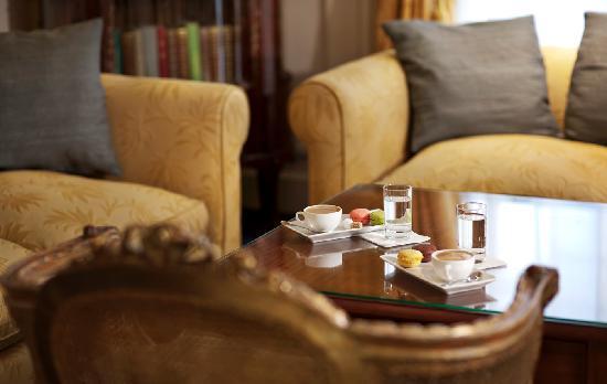 Melia Colbert - Paris: Detail hotel