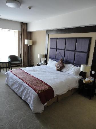Minshan Hotel: Room 1
