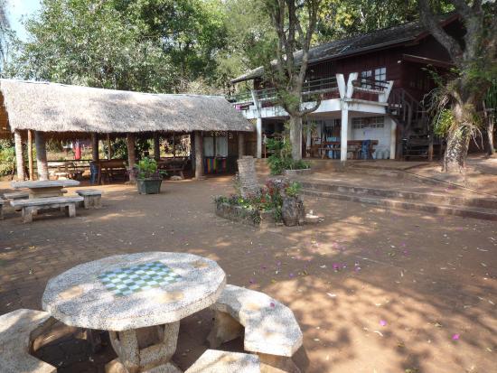 Ganesha Park: Petit coin de paradis